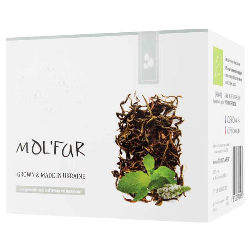 Rosebay willowherb tea with mint and melissa