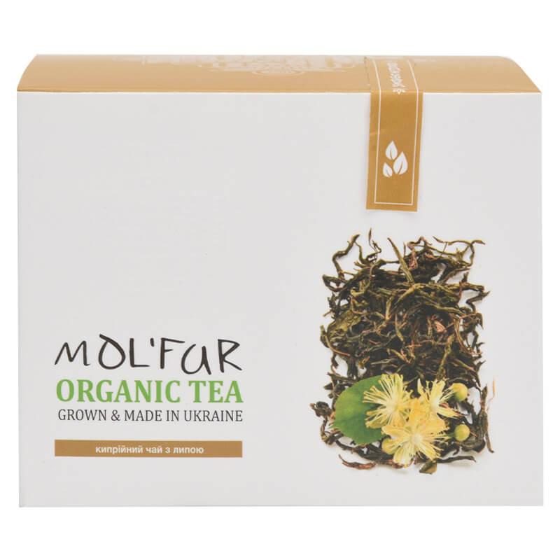 Чай кипрійний з цвітом липи