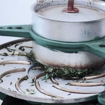 Окисление чая Mol'far