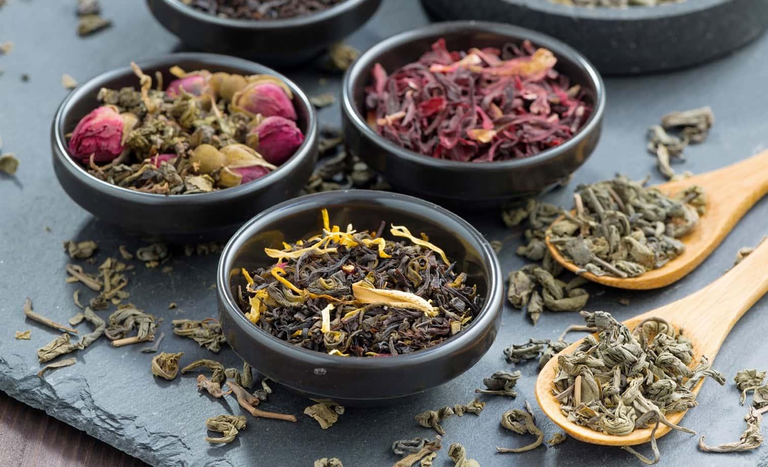 Фермантація чаю