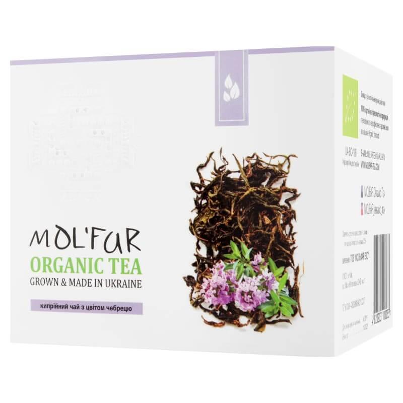 Rosebay willowherb tea with thyme