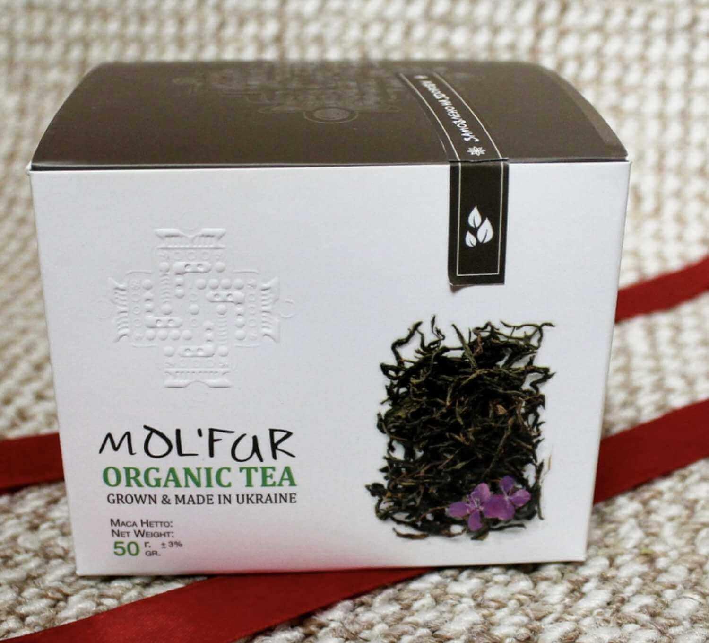 Чай чорний кипрійний Molfar