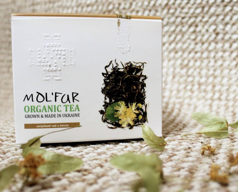 Чай кипрійний з цвітом липа Molfar