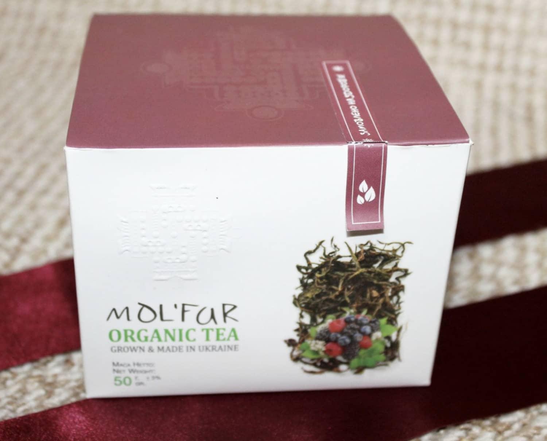 Чай кипрійний з ягодами Molfar