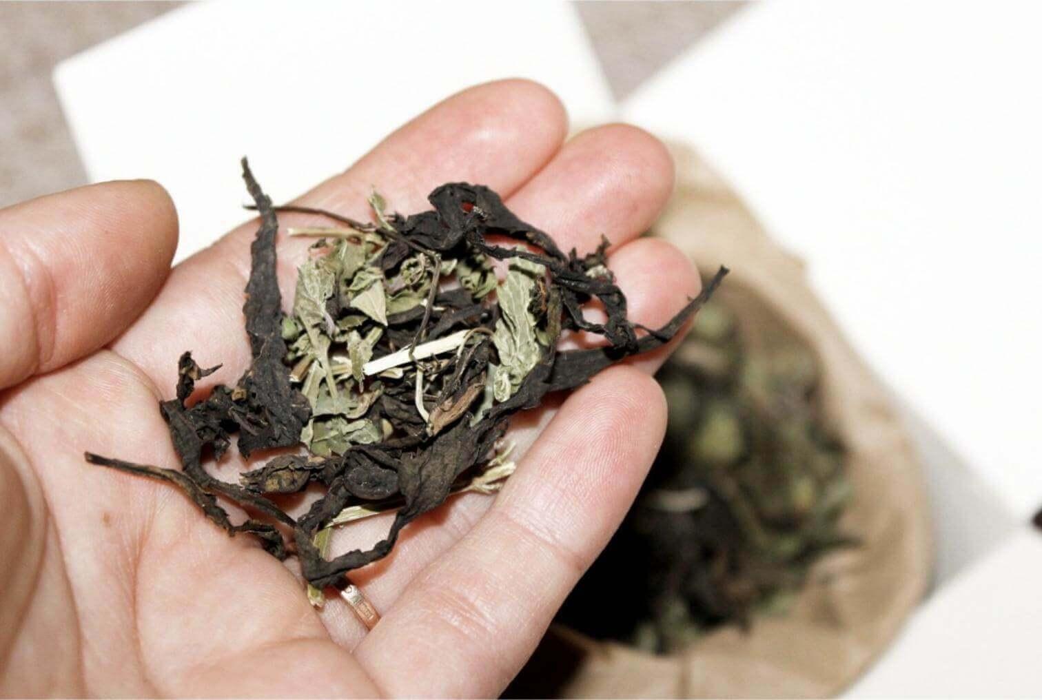 Листовий чай